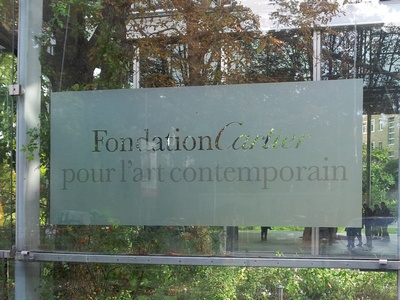 La Fondation Cartier